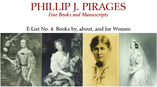 E-List 4: Books by, about, and for Women