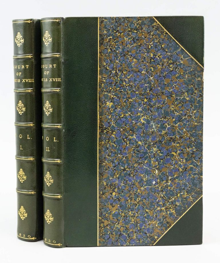 PRIVATE MEMOIRS OF THE COURT OF LOUIS XVIII