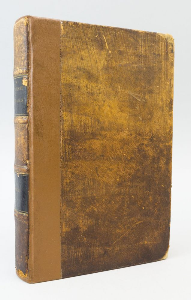 "THE ""SPIRIT PREVAILS"": CONTAINING THE REVELATIONS, ARTICLES AND LETTERS WRITTEN BY JOSEPH MORRIS. MORMONS, JOSEPH MORRIS."