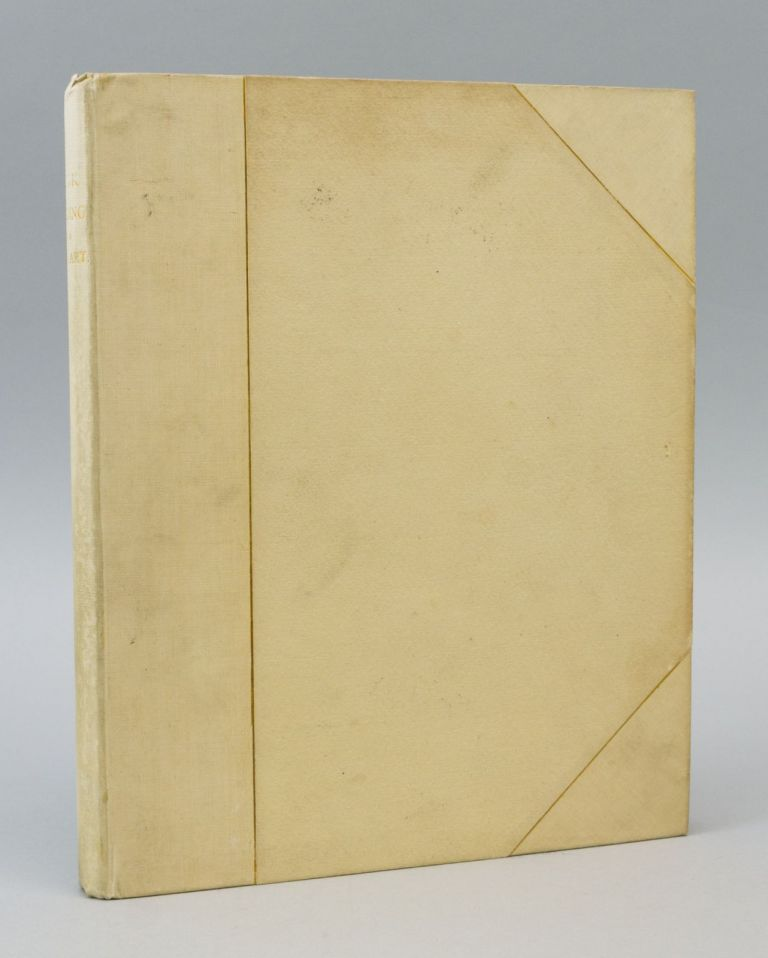 A LECTURE ON BOOKBINDING AS A FINE ART. DELIVERED BEFORE THE GROLIER CLUB, FEBRUARY 26, 1885. GROLIER CLUB, ROBERT HOE.