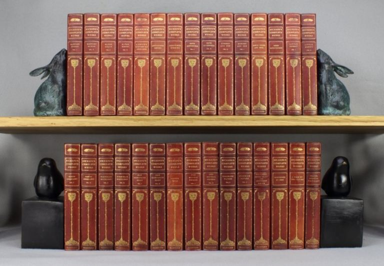 THE COMPLETE WORKS. CHARLES DICKENS.