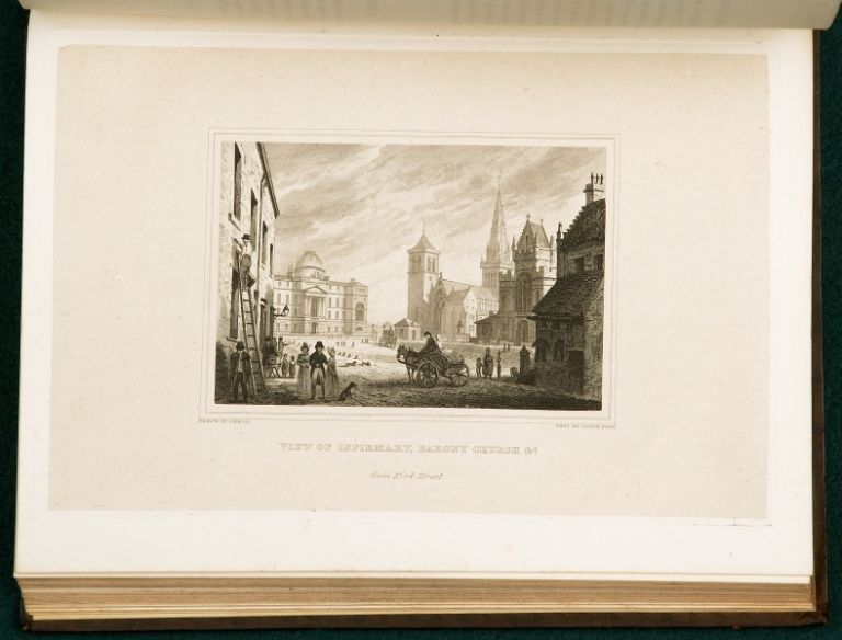 SELECT VIEWS OF GLASGOW AND ITS ENVIRONS. JOHN M. LEIGHTON.