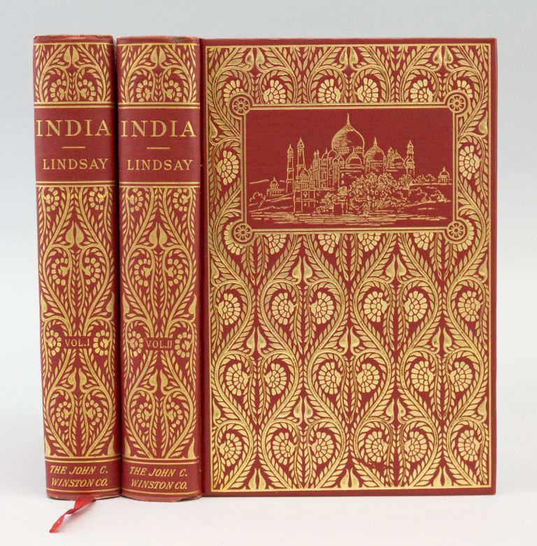 INDIA, PAST AND PRESENT. INDIA, C. H. FORBES-LINDSAY.