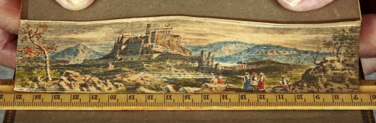 CORNELIA AND ALCESTIS: TWO OPERAS. FORE-EDGE PAINTING, JAMES MASON.