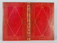 LE TEMPLE DE GNIDE. [and bound in, with continuous pagination] CÉPHISE ET L'AMOUR. [and] ARSACE ET ISMÉNIE. BINDINGS - BOZERIAN-STYLE, MONTESQUIEU, FRENCH ILLUSTRATED BOOKS, CHARLES DE SECONDAT.