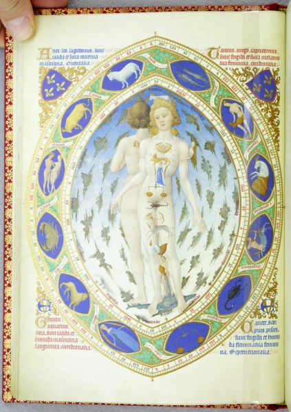 LES TRÈS RICHES HEURES DU DUC DE BERRY. EARLY FACSIMILE PUBLICATION - ILLUMINATED MANUSCRIPTS.