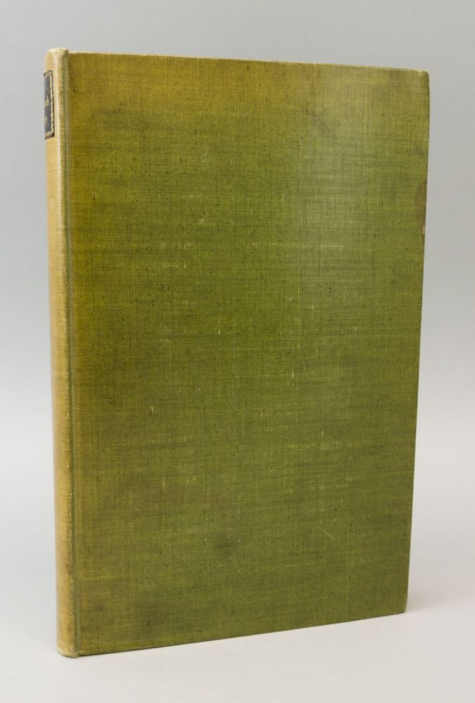 THE NONESUCH CENTURY: AN APPRAISAL, A PERSONAL NOTE AND A BIBLIOGRAPHY OF THE FIRST HUNDRED BOOKS ISSUED BY THE PRESS, 1923-1934. NONESUCH PRESS, A. J. A. SYMONS, DESMOND FLOWER, FRANCIS MEYNELL.