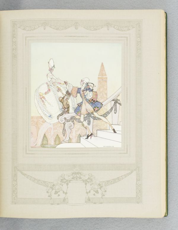 IN POWDER AND CRINOLINE. KAY NIELSEN, ARTHUR QUILLER-COUCH.