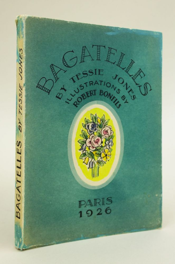 BAGATELLES. POCHOIR, TESSIE JONES.