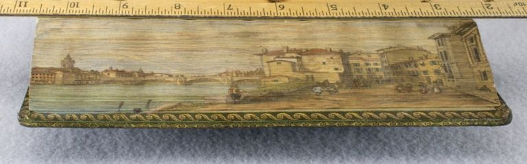 THE WORKS. FORE-EDGE PAINTINGS, LORD BYRON.