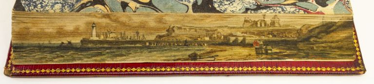 THE MINSTREL; OR, THE PROGRESS OF GENIUS. WITH SOME OTHER POEMS. FORE-EDGE PAINTING, JAMES BEATTIE.