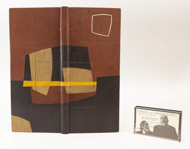 FUNGUS AND CURMUDGEONLY. BINDINGS - CLEMENTS, SIMON. NATALIA D'ARBELOFF MEYERSON, and Designer.