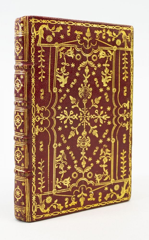 RIDER'S BRITISH MERLIN: FOR THE YEAR OF OUR LORD GOD 1755. BINDINGS - COTTAGE ROOF, CARDANUS RIDER.