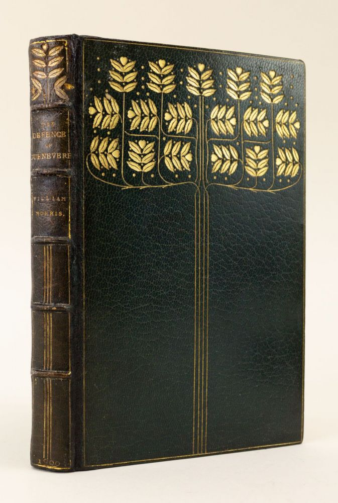 THE DEFENCE OF GUENEVERE AND OTHER POEMS. WILLIAM MORRIS.