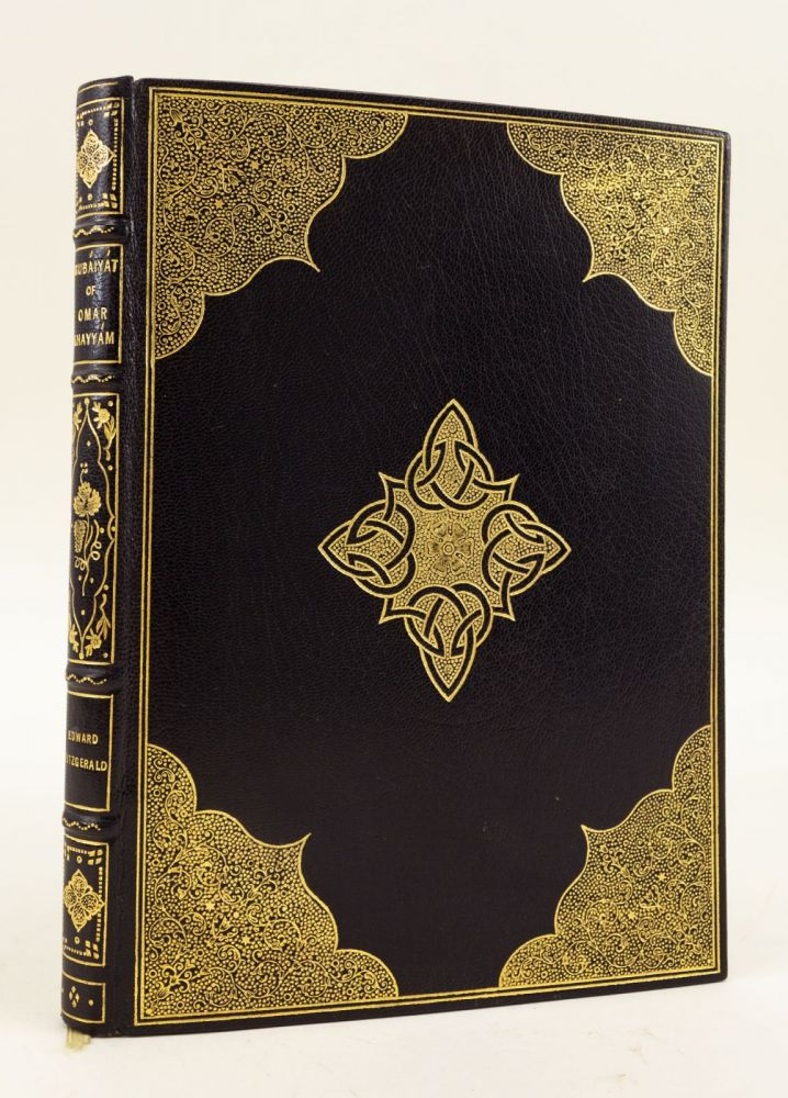 THE RUBÁIYÁT OF OMAR KHAYYÁM. BINDINGS - PERSIAN DESIGN, WILLY POGÁNY, RUBÁIYÁT.