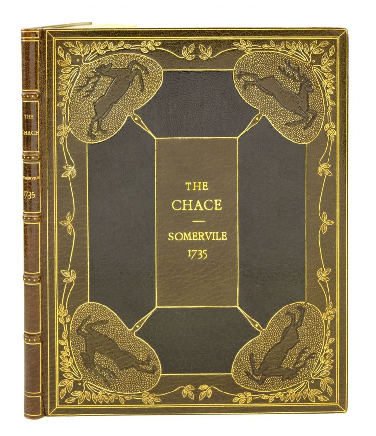 THE CHACE. BINDINGS - RIVIERE, WILLIAM SOMERVILE.