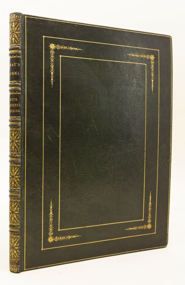 DESIGNS BY MR. R. BENTLEY, FOR SIX POEMS. THOMAS. BENTLEY GRAY, RICHARD.