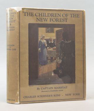 THE CHILDREN OF THE NEW FOREST. STAFFORD GOOD, FREDERICK MARRYAT