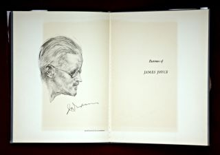 PASTIMES OF JAMES JOYCE. JAMES - FACSIMILE PUBLICATION JOYCE