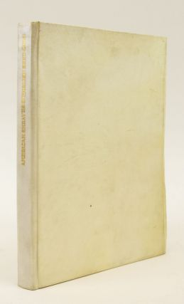 AMERICAN SHEAVES & ENGLISH SEED CORN. ESSEX HOUSE PRESS, C. R. ASHBEE