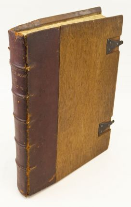 THE PRAYER BOOK OF KING EDWARD VII. ESSEX HOUSE PRESS, BOOK OF COMMON PRAYER