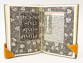 OF THE FRIENDSHIP OF AMIS AND AMILE.