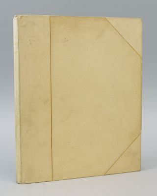 A LECTURE ON BOOKBINDING AS A FINE ART. DELIVERED BEFORE THE GROLIER CLUB, FEBRUARY 26, 1885....