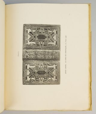 A LECTURE ON BOOKBINDING AS A FINE ART. DELIVERED BEFORE THE GROLIER CLUB, FEBRUARY 26, 1885.