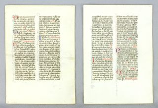 A MISSAL IN LATIN.