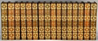 THE COMPLETE WRITINGS. BINDINGS - FINELY BOUND SETS, JAMES RUSSELL LOWELL