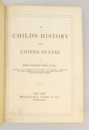 A CHILD'S HISTORY OF THE UNITED STATES.