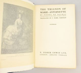 THE TRIANON OF MARIE-ANTOINETTE.