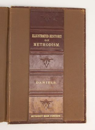 "A SALESMAN'S PROSPECTUS FOR ""THE ILLUSTRATED HISTORY OF METHODISM."""