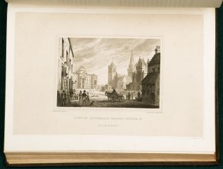 SELECT VIEWS OF GLASGOW AND ITS ENVIRONS. JOHN M. LEIGHTON