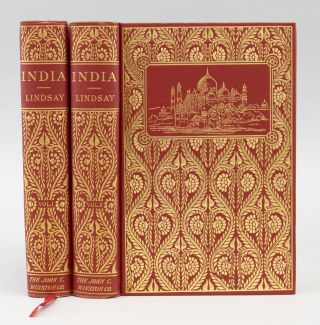 INDIA, PAST AND PRESENT. INDIA, C. H. FORBES-LINDSAY