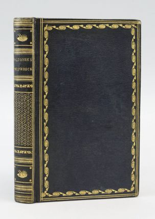 THE SHIPWRECK. BINDINGS, WILLIAM FALCONER