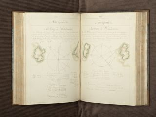 NAVIGATION AND MATHEMATICS (spine title).