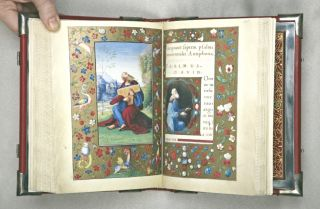 IL LIBRO D'ORE DI BONAPARTE GHISLIERI. [THE HOURS OF BONAPARTE GHISLIERI].