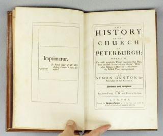 THE HISTORY OF THE CHURCH OF PETERBURGH.