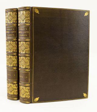 AN INTRODUCTION TO THE KNOWLEDGE OF RARE AND VALUABLE EDITIONS OF THE GREEK AND LATIN CLASSICS....