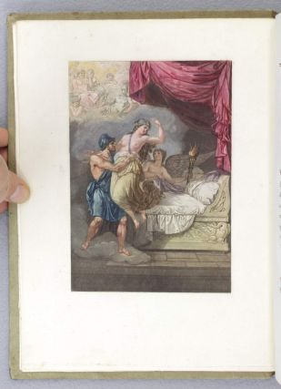 LE TEMPLE DE GNIDE, SUIVI D'ARSACE ET ISMÉNIE. FRENCH ILLUSTRATED BOOKS, MONTESQUIEU, COLOR...