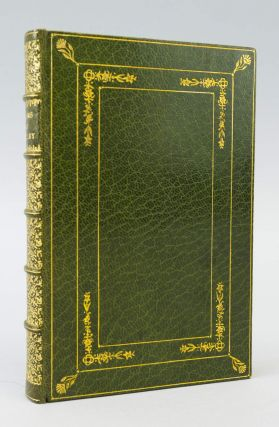 POEMS OF SHELLEY. BINDINGS, SHELLEY, SSHE