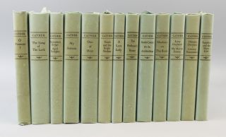 THE NOVELS AND STORIES. WILLA CATHER