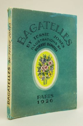 BAGATELLES. POCHOIR, TESSIE JONES