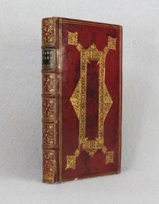 AN ESSAY UPON MIRACLES. IN TWO DISCOURSES. BINDINGS - ROBERT STEEL, WILLIAM FLEETWOOD