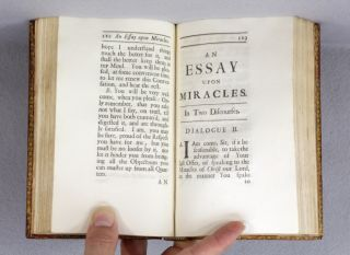 AN ESSAY UPON MIRACLES. IN TWO DISCOURSES.
