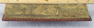 THE LAY OF THE LAST MINSTREL, A POEM. FORE-EDGE PAINTING, SIR WALTER SCOTT
