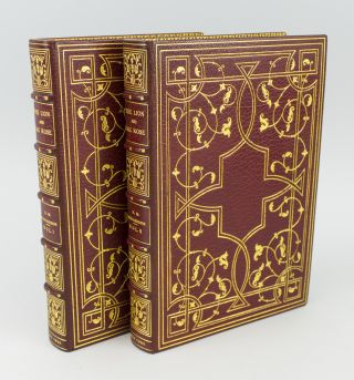 THE LION AND THE ROSE. (THE GREAT HOWARD STORY). BINDINGS - STIKEMAN, ETHEL M. RICHARDSON