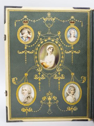 CATALOGUE OF THE COLLECTION OF MINIATURES. THE PROPERTY OF J. PIERPONT MORGAN.