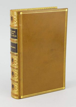 THE HOUSE OF THE SEVEN GABLES. NATHANIEL HAWTHORNE, BINDINGS - AMERICAN